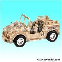 3D puzzle model game