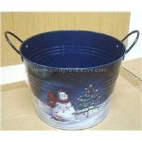 sell christmas gift ,Present tin,Iron Craftwork