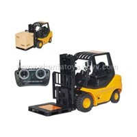 Mini R/C Construction Forklift truck