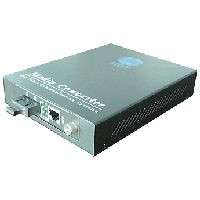 Sell 10/100M fiber optic media  converter