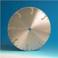 Electro-plated Diamond Cutting Saw