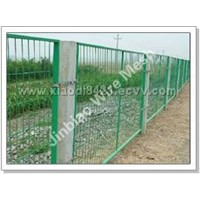 Wire Mesh Fences for Railway