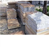 double color sandstone