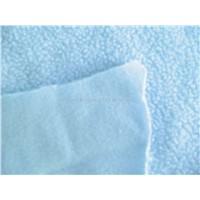 Tricot Brushed Granule Velvet