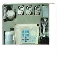 Wireless  Burglar Security Alarm System