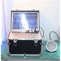 Movable and Portable power supply system