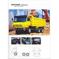 Vehical - heavy dutry truck