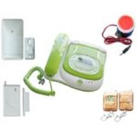 Autosecu wireless Telephone & burglar alarm