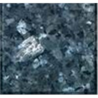 Granite tiles.Blue
