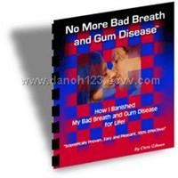 Vanish Bad Breath now!