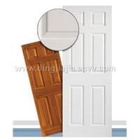Moulded door