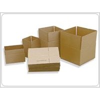 corrugated boxes