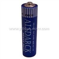R6 pvc jacket dry battery