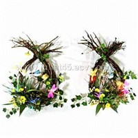 Easter Wreath, Available in Customized Designs