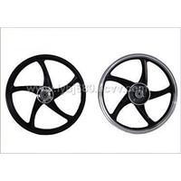 motorcycle alloy wheel