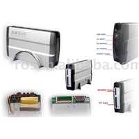 Tinpec Digital pluggable hard disk video player