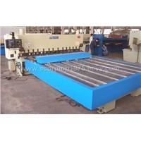 Nc Front Feed Hydraulic Swing Beam Shear