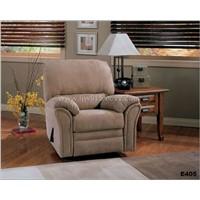 Recliner fabric chair