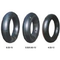 Rubber tube and butyl tube for rubber wheel