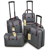 Luggage suitcase trolley case DF 8632