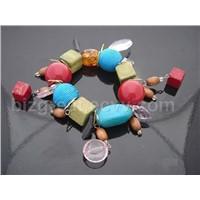 Fashion Beads Bangle
