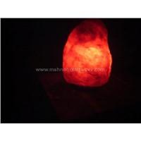 naturel salt lamp