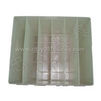 accumulator plastic mould