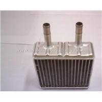 Car heater exchanger