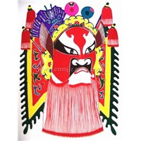 Peking opera styles of makeup