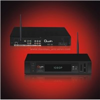 High Definition Network Player with HDMI 1.3 and Harddisk