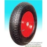 rubeer wheel
