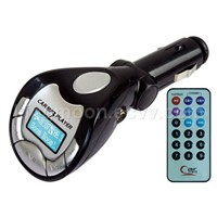 Car mp3 FM modulator (KM-F27QA)