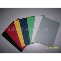 KT board exports/paper foam board