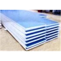 Color Coated Sandwich Panels
