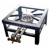 cast iron burner