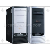 5099B LCD display superb PC Case
