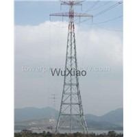 Electric Steel Tubular Galvinized Tower