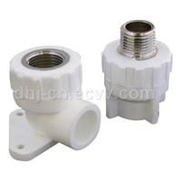PPR   PE  pipe  fitting  ball  valves
