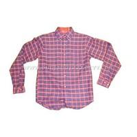 Stock Children's Flannel Shirt