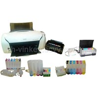 Continuous ink supply system(CISS),