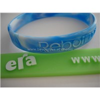 Embossed Silicon Bracelet