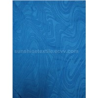 100%polyester dyed jacquard