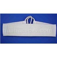 loofah bath belt