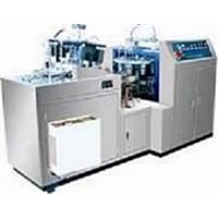 Ultrasonic Paper cup machinery,Making paper cups