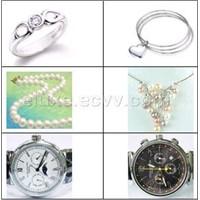 Silver jewelry,Pearl jewelry,Brand watch