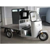 Bajaj Model cargo triccyle, Pick-up