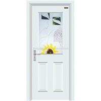 Steel-Wood Interior Door (Jkd-2006)