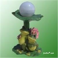 Solar Frog Light