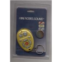 Key-chain Universal Remote Control