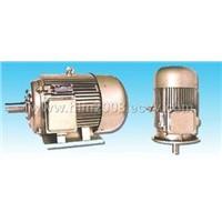 Y series three-phase asynchronous motors(IP44)